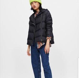 Zara Zip Down Jacket